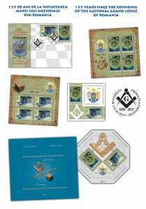 135 de ani de la infiintarea Marii Loji Nationale din Romania_ 135 years since the founding of the National Grand Lodge of Romania