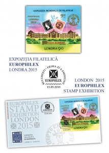 Expozitia Filatelica EUROPHILEX Londra 2015_London 2015 EUROPHILEX Stamp Exhibition
