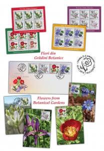 Flori din Gradini Botanice_Flowers from Botanical Gardens